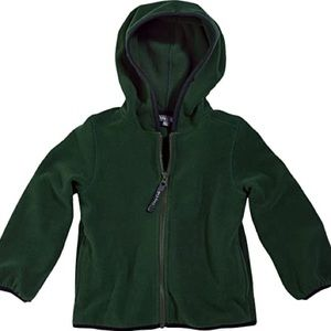 Lightweight Fleece Hooded Jacket (3 Sizes)